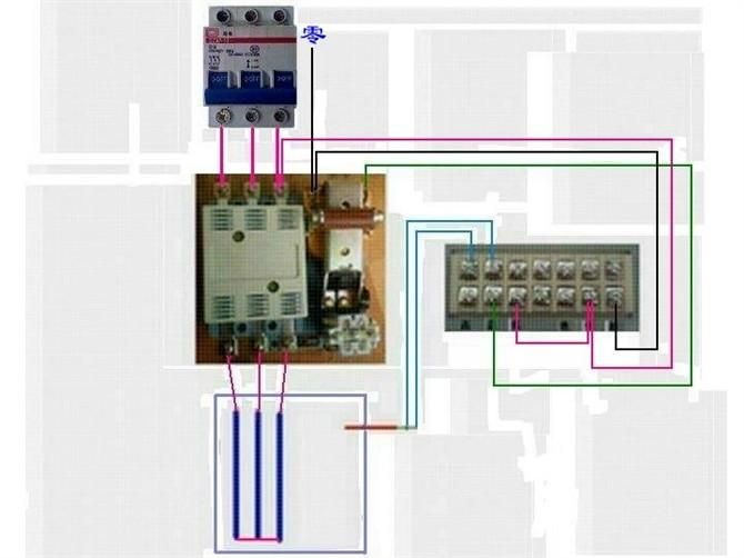 电动机电气控制电路接线图46.jpg