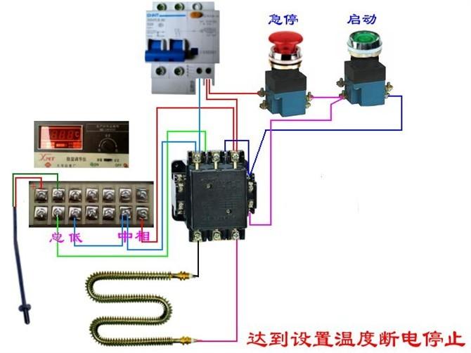 电动机电气控制电路接线图51.jpg