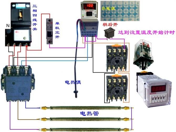 电动机电气控制电路接线图54.jpg
