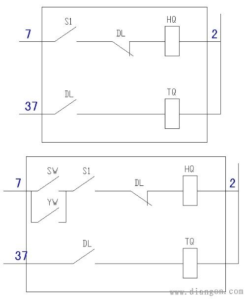 10kv高压柜二次原理详解