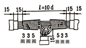 多股导线分支连接的接线方法