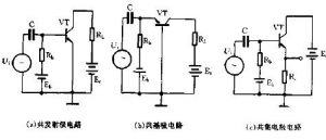 三极管-基本放大电路