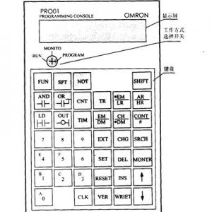 CQM1—PRO01编程器