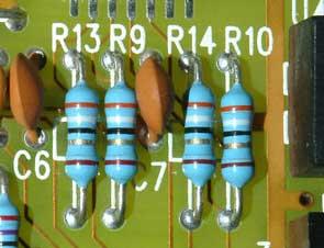电阻器符号