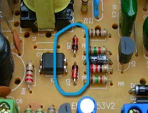 二极管在电路中的表示方法