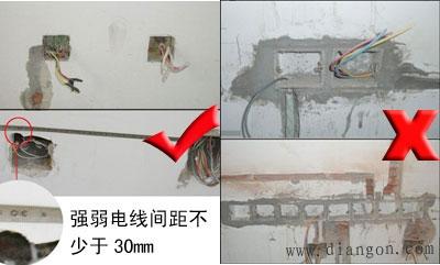 电管布线要注意哪些问题?
