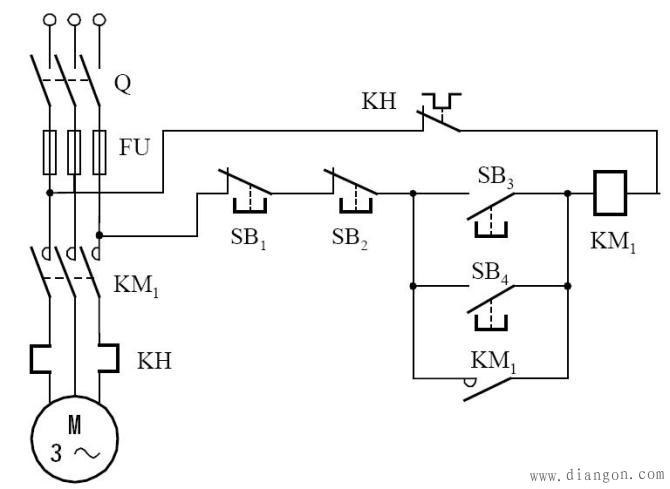 继电接触器控制 - chn_magicbird - chn_magicbird的博客