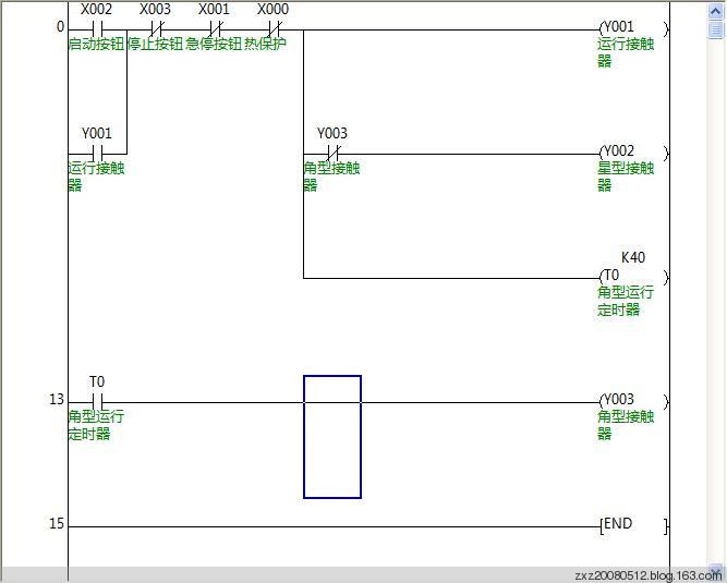 三菱PLC学习——星-三角降压启动控制的PLC程序 - 白鹰 - 电气技术中心