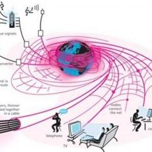 光�w通信技�g的主要部分