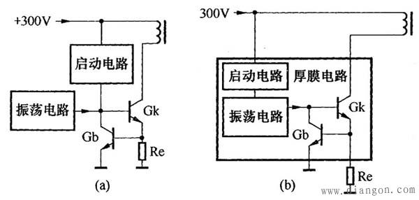 图1 开关电源过流保护电路示图