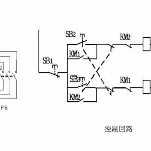 plc控制电动机正反转电路设计