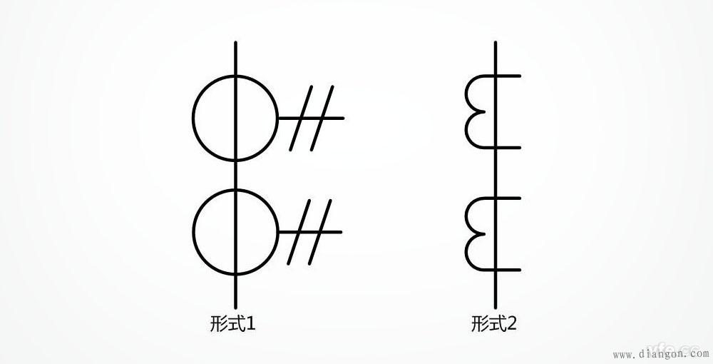 电流互感器符号-2