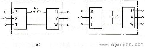 电流型与电压型的储能方式