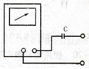 万用表测电容的接线