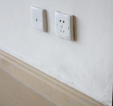 插座根据使用情况的不同安装的高度要求也不一样