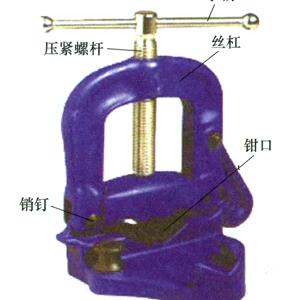 管子台虎钳的使用与维护注意事项