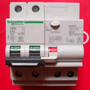 漏电保护器型号选择