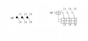 漏电保护器图形符号和文字符号