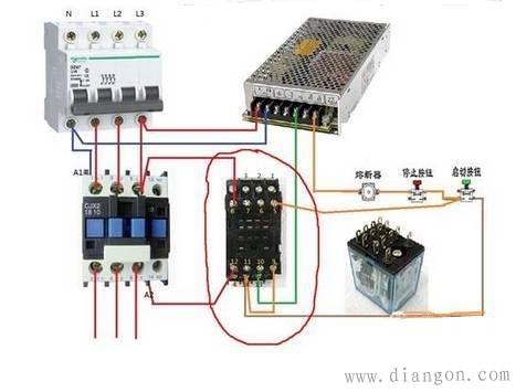 中间继电器作用、结构、工作原理全解析