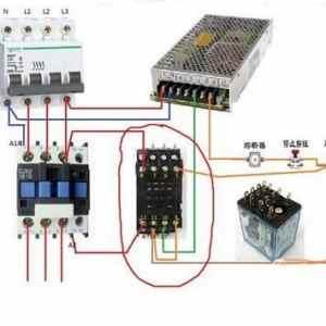 中间继电器作用、结构组成、工作原理全解析