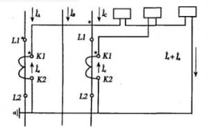電流互感器測的是線電流還是相電流?