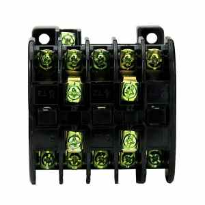 德力西CDC10交流接触器结构特征