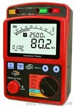 電工常用的儀表使用方法及注意事項