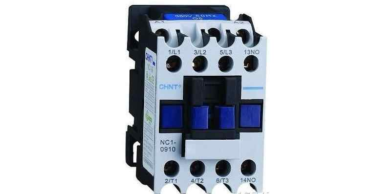 接触器的外观_交流接触器各接线柱触点的作用