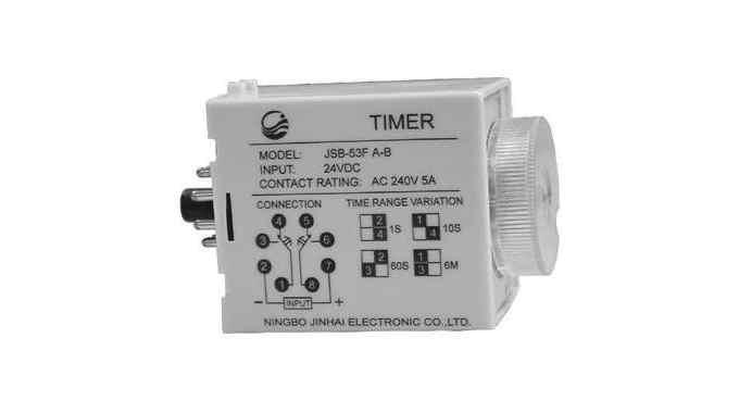 初学电工必知必看:中间继电器和时间继电器