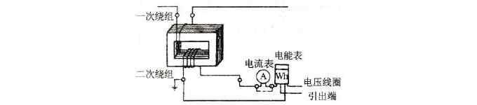 电工测量用电流互感器的连接方法和工作原理图解