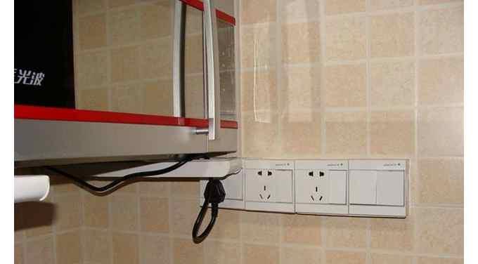 最全裝修開關插座布局 有了它少操心!