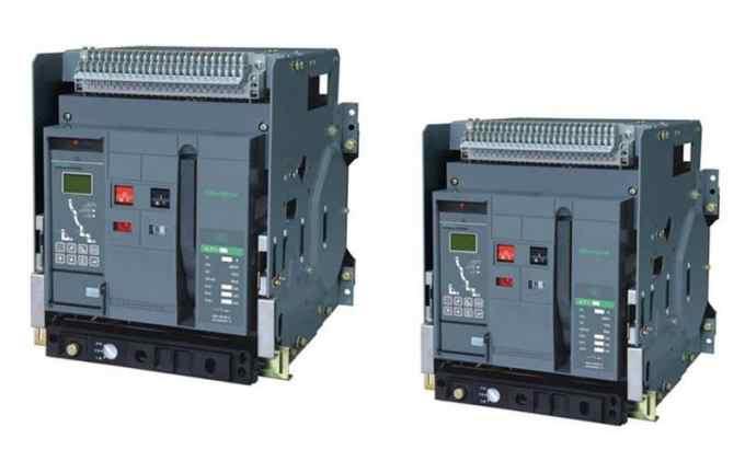 带自吸式欠电压脱扣器万能断路器意外跳闸故障处理案例