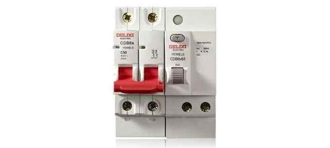 什么是漏电?什么是空开?普通断路器和漏电断路器的区别