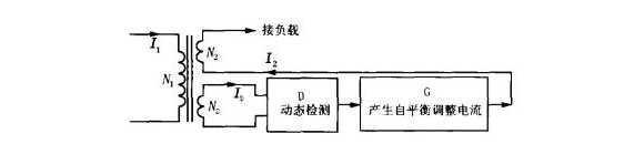 零磁通电流互感器的构成及工作原理