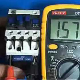 用电阻测量法检修电气控制线路故障方法图解