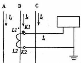 电流互感器的使用原则