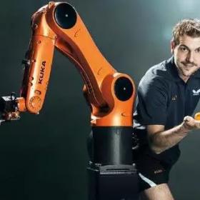 六轴工业机器人的关节