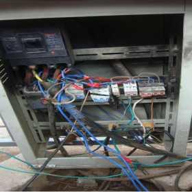 可怕的临时用电接线!!!
