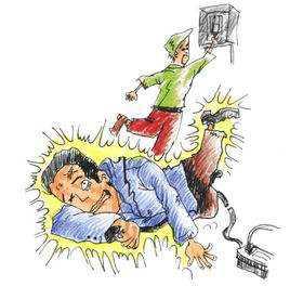 一起電氣檢修人員人身觸電事故的思考