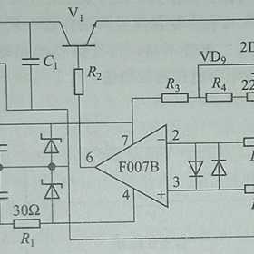 仪器仪表稳流电源电路设计