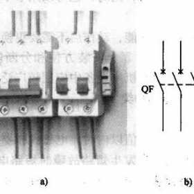 低压断路器的分类和工作原理