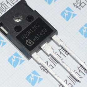 如何分辨電磁爐用功率管的好壞