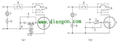 图5-5 电容启动电容运行电路