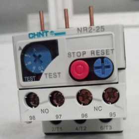 热继电器复位方式的调整和使用注意事项
