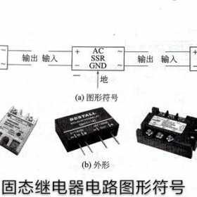 单相固态继电器如何接线?