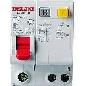 断路器动作电流如何选择
