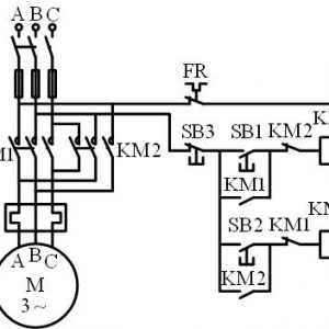 接觸器如何互鎖?接觸器互鎖原理和電路圖