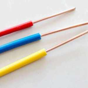 家装常用电线的规格型号和选购方法
