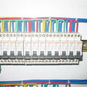配电箱内部接线规范