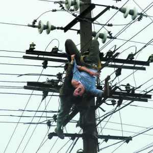 """警惕:有一种电工作业风险叫""""疏忽大意"""""""